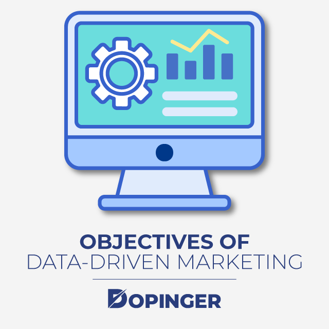 Objectives of Data Driven Marketing