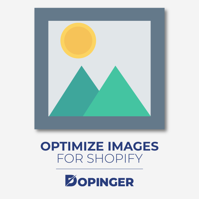 optimize Images for Shopify