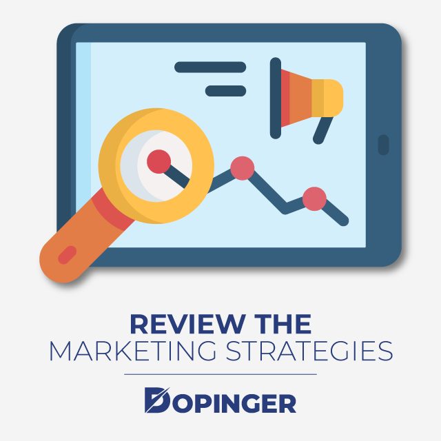 Review the Marketing Strategies