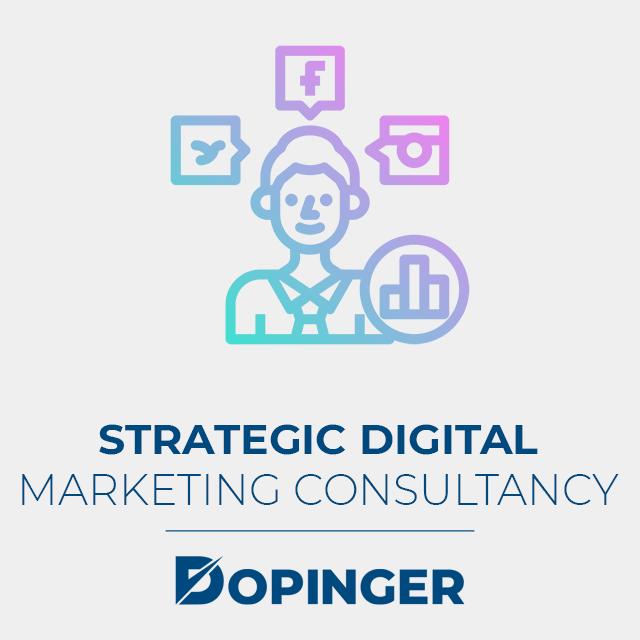 strategic digital marketing consultancy