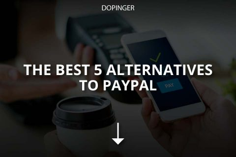 The Best 5 Payment Method Alternatives to PayPal