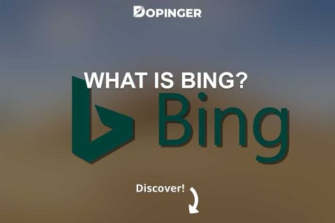 What Is Bing?