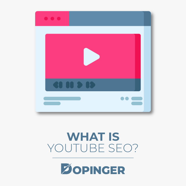 what is youtube seo