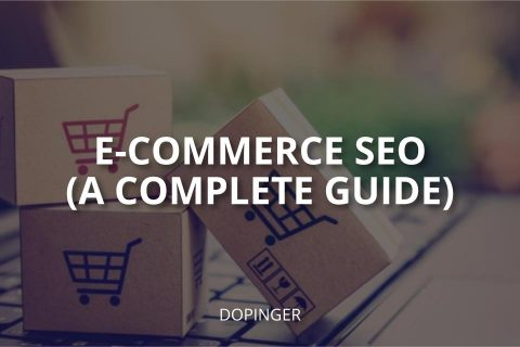 E-Commerce SEO (A Complete Guide)