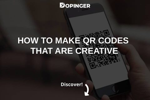 How to Make QR Codes That are Creative