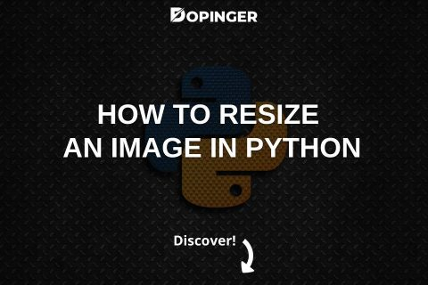 How to Resize an Image in Python