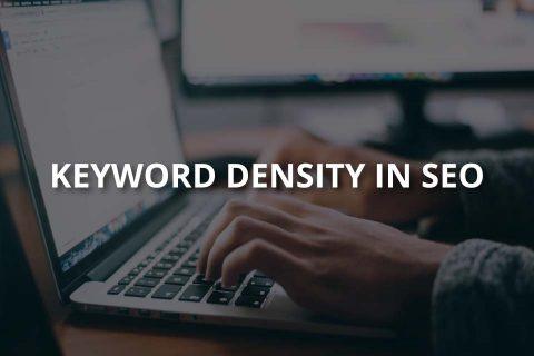 Keyword Density in SEO (A Brief Guide)