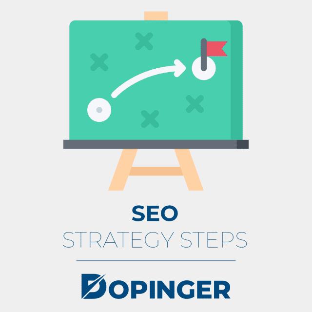 seo strategy steps