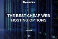 The Best Cheap Web Hosting Options
