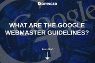 What Are the Google Webmaster Guidelines?
