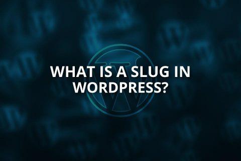 A Slug in WordPress: Is It A Shell-less Animal?