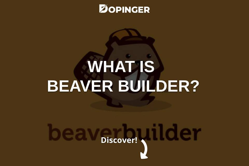 What Is Beaver Builder?