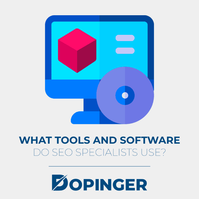 what tools and software do seo specialists use