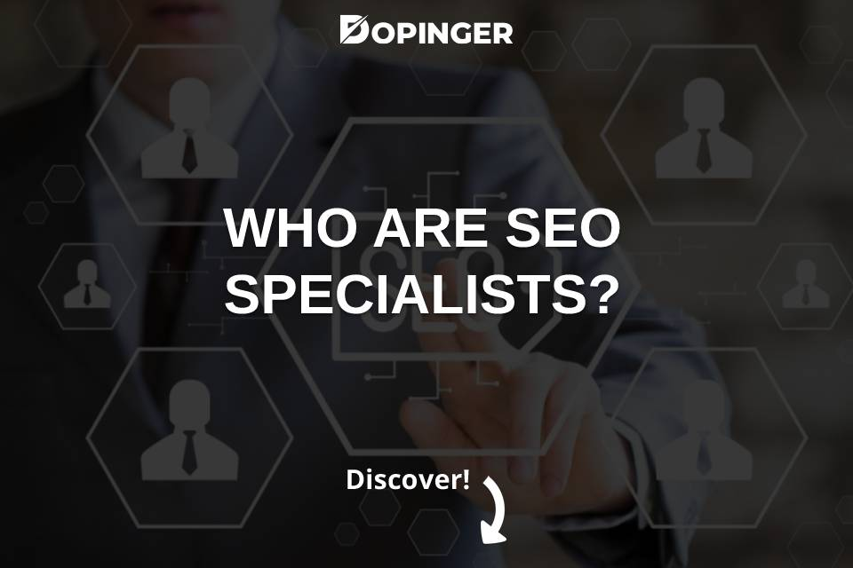 Who Are SEO Specialists?