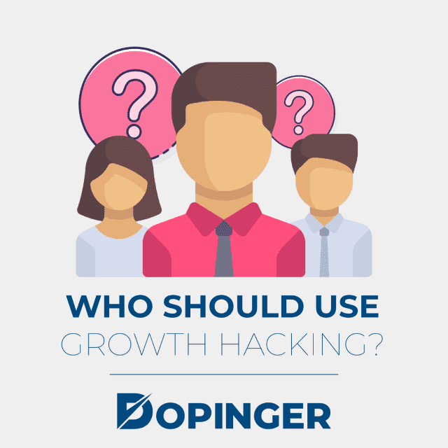 who should use growth hacking
