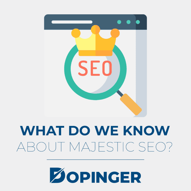 what do we know about majestic seo