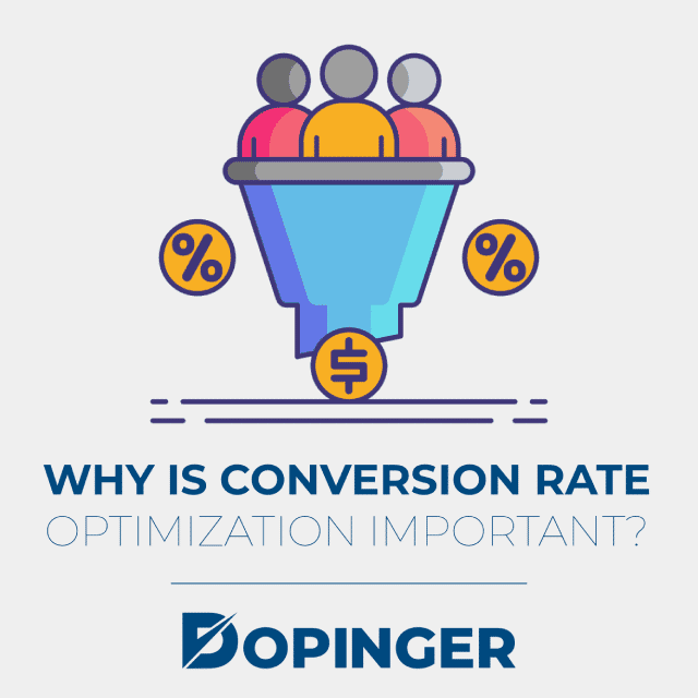 why is conversion rate optimization important