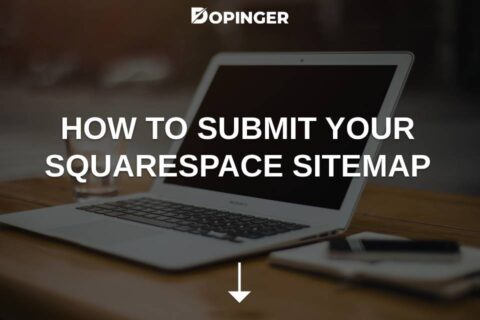 How to Submit Your Squarespace Sitemap