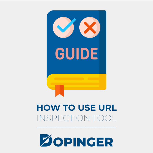 how to use url inspection tool