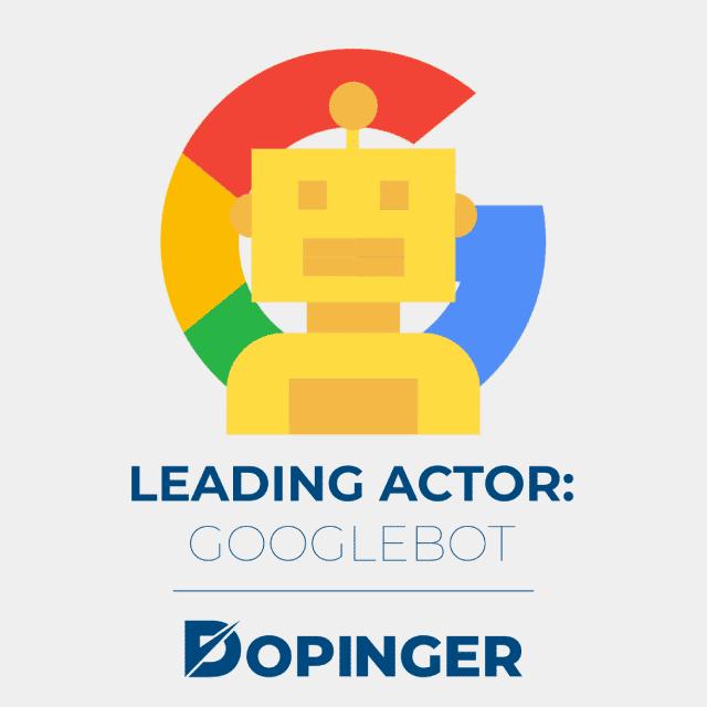 leading actor googlebot