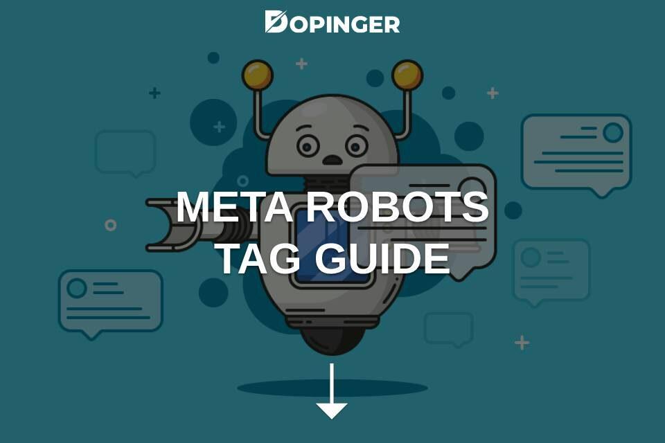 Meta Robots Tag Guide