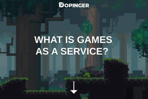 What Is Games as a Service?