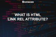 What Is HTML Link Rel Attribute?