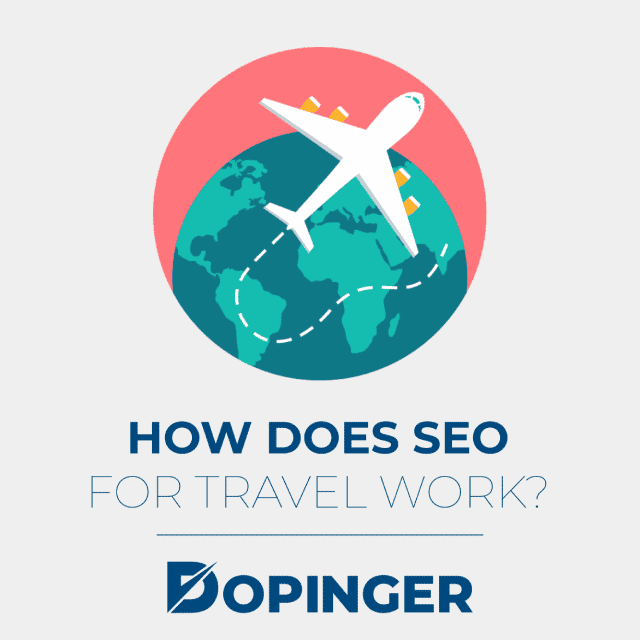 how does seo for travel work