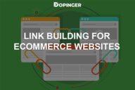 Link Building for E-Commerce Websites