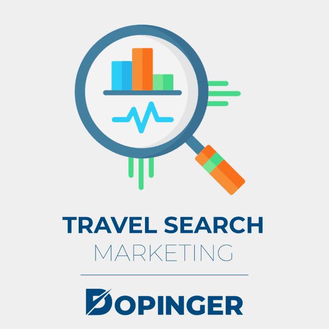 travel search marketing