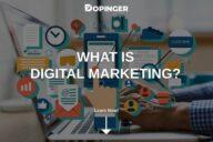 What Is Digital Marketing?