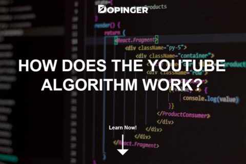How Does the YouTube Algorithm Work?