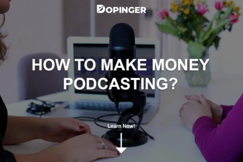 How to Make Money Podcasting?