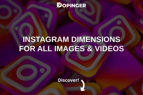Instagram Dimensions for All Images & Videos