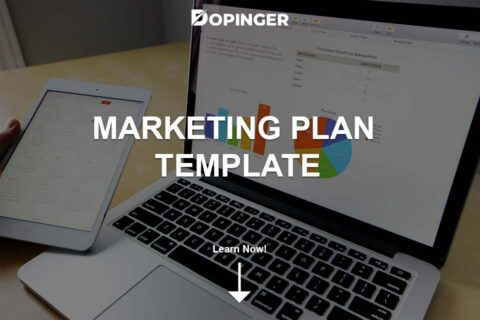 How to Write a Marketing Plan Template