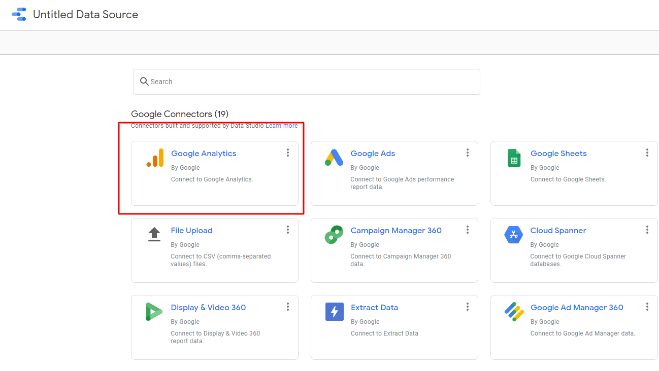 access data in google analytics