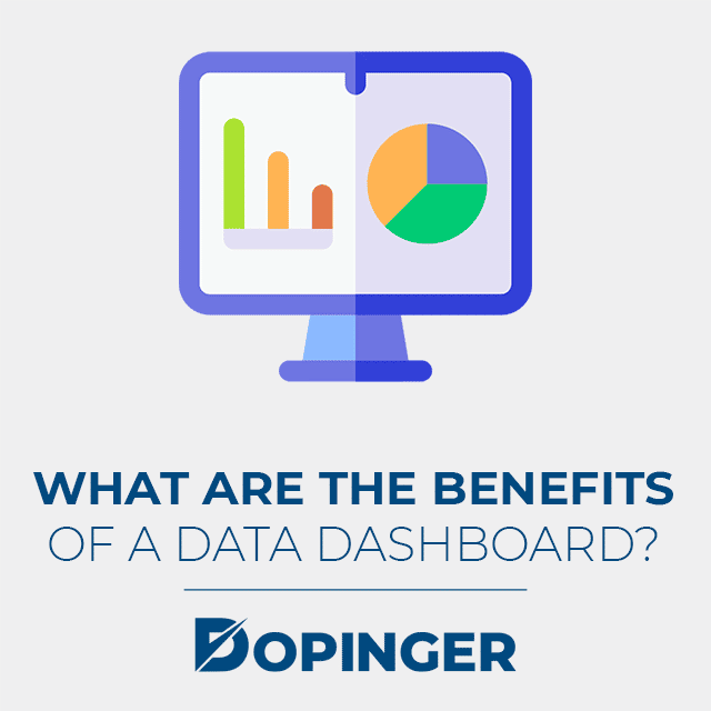 benefits of data dashboard