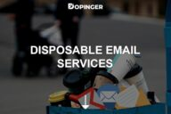 Disposable Email Services