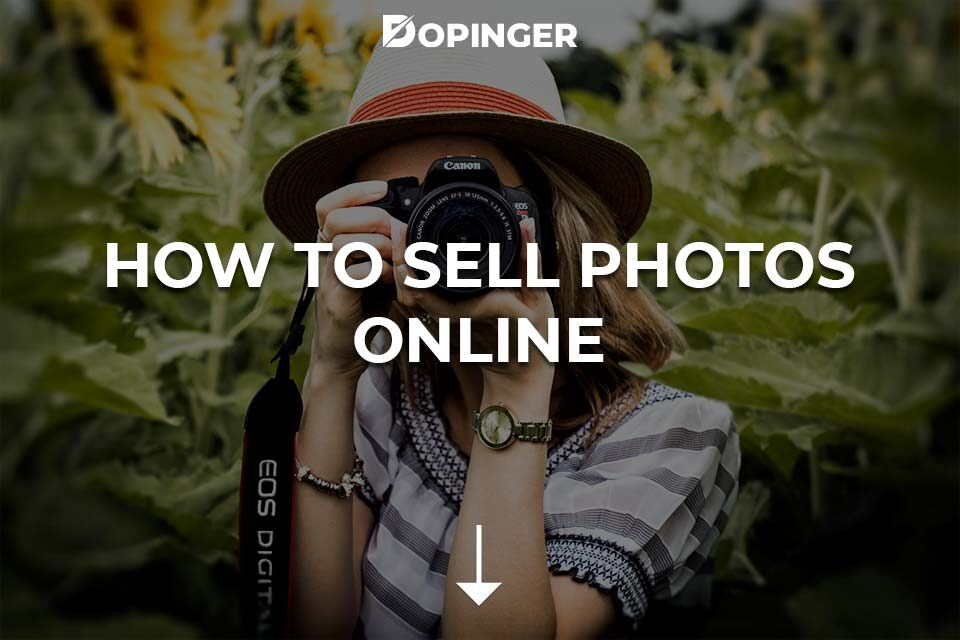 How to Sell Photos Online