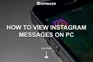 How to View Instagram Messages on PC