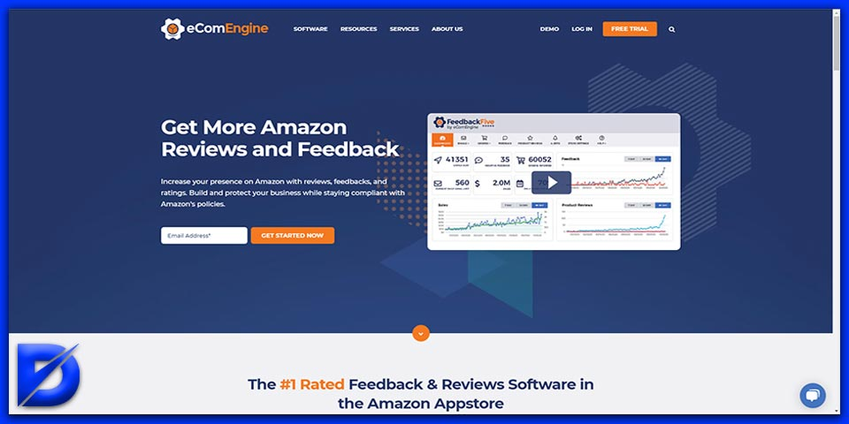 ecomengine's feedbackfive