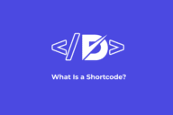 What Is a Shortcode?