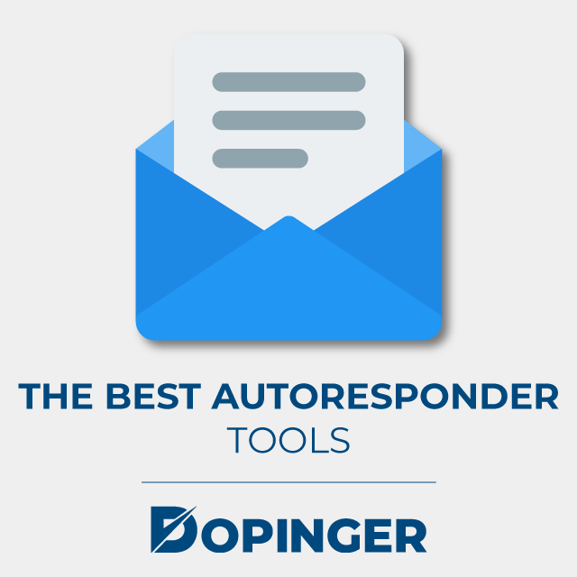 the best autoresponder tools