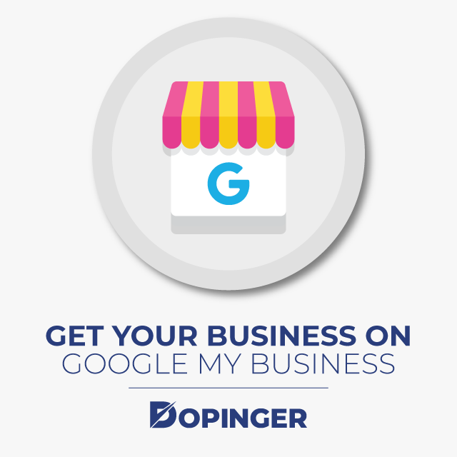 Get Your Business on Google My Business