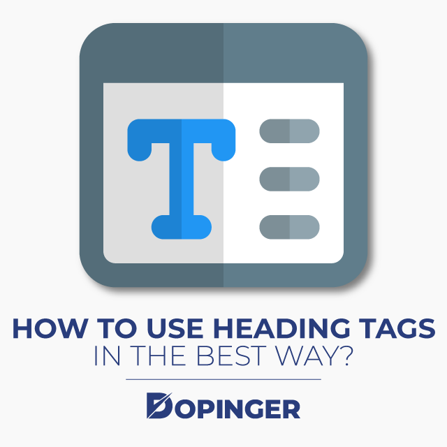 How to Use Heading Tags