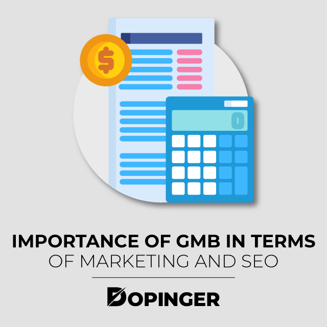 Importance of GMB In Terms of Marketing and SEO