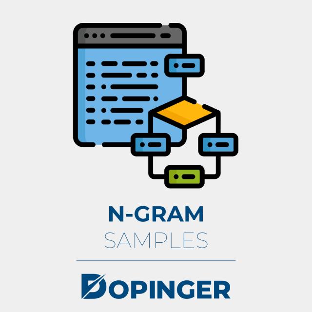 n-gram samples