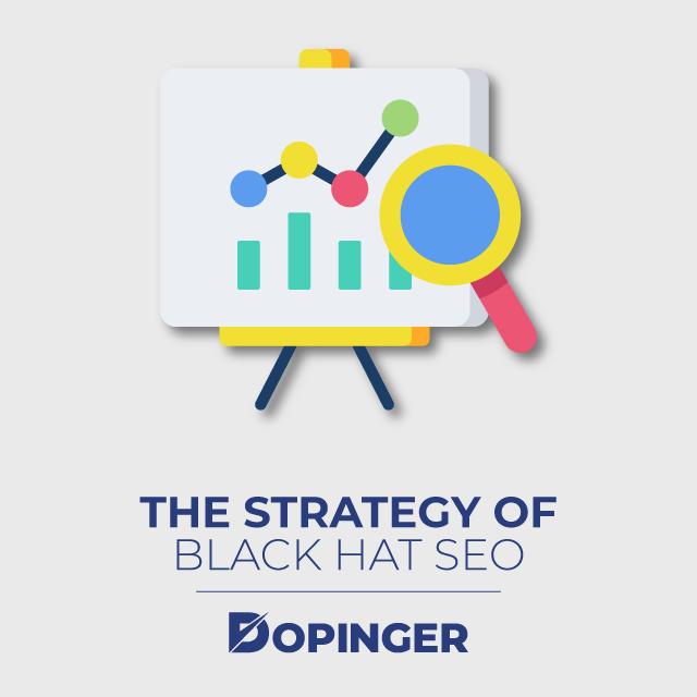 The Strategy og Black Hat SEO