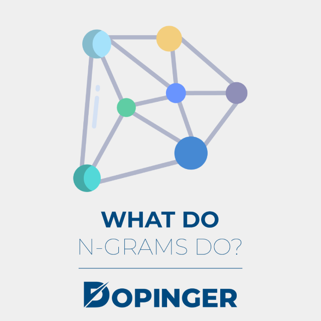 what do n-grams do