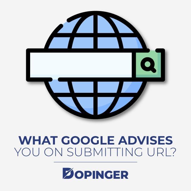 What Google Advises?